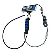 Ablescope Usb Borescope Endoscope Articulating 0° To 180° Adjustable Soft Tubing