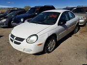 Throttle Body Throttle Valve Assembly Without Turbo Fits 05 Neon 892243