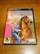 Sony Playstation 2 Ps2 Barbie Horse Adventures Wild Horse Rescue Case Only