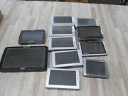 Lot Of 9 Garmin Gps Unit2 Lot Of 2 Magellan Gps Mixed Used As Is