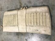 1968 - 1972 Chevelle Gto 442 Gs Coupe Solid Southern Convertible Back Seat