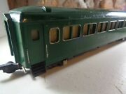 American Flyer Red New Haven No 650 Passenger Car  5-125-5