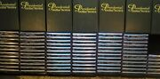Deluxe Presidental Dollar Collection 195 Coins In Display Boxes And Cases