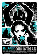 Black Christmas By James Rheem Davis - Signed And Numbered Mondo 20 Copies Only