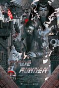 Blade Runner By James Jean - Variant - Rare Sold Out Artist Proof - Not Mondo