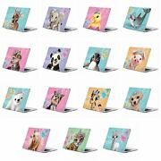 Animal Club International Royal Faces Hard Crystal Case Cover For Macbook