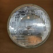 Oem Philips H6017 7 Inch Sealed Beam Front Headlamp High/lo Light Bulb Tested