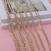 Rhinestone Nails Stone Chain Art Decorations Glass Copper Claw Crafts Diy Supply