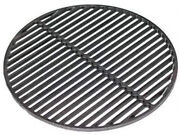 Cast Iron Dual Side Grid Cooking Grate Heavy Duty Cast Iron Construction