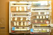 N Scale Cars Sold Individually Micro-trains 89and039 Pig Tofc Flat Car Ttx Atsf Quax
