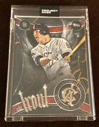 Topps Project 2020 Mike Trout 51 By Ben Baller - In Hand - With Box Angels