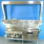 Hobart Cpw-80 Dishwasher Presoak And Recycling Right To Left 460v 3ph