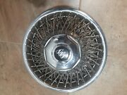 Four 1986-1989 Buick Skyhawk 1120 13 Wire Hubcaps/wheel Covers Gm 22534709