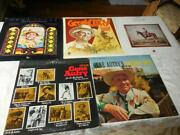 5 Gene Autry Albums Records Vinyl All Vg++-nm-live-faith-golden Hits-hall Of Fa