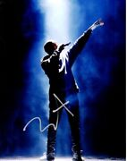 Kanye West Signed - Autographed Yeezus Concert 11x14 Inch Photo With Certificate