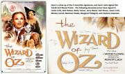 The Wizard Of Oz Signed Full Size Movie Poster By 9 Munchkin Actors All Deceased