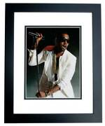 Kanye West Signed - Autographed Rare Yeezus Concert 11x14 Inch Photo Framed