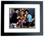 Bob Saget, Dave Coulier, And John Stamos Signed Full House 11x14 Photo Framed