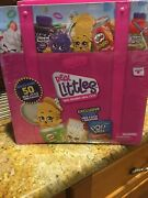 Shopkins Real Littles Real Brands Real Cute Holds Over 50 Real Little Mini Packs