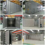 Side Open Reefer Container Sliding Open Side Container Sliding Door Container