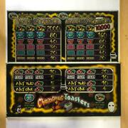 Igt Slot Machine Top And Belly Glass Chainsaw And Toasters