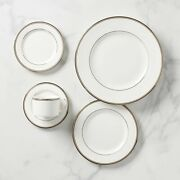 Kate Spade - Sonora Knot 5-piece Dinnerware Place Setting Set Of 8