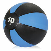 Sport Gym Medicine Exercise Ball Fitness Weighted Durable Rubber Muscle Driver