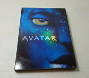 James Cameron's Avatar 2010 Dvd With Slipcover