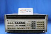 Hp 8341b Signal Generator Sweep 10mhz To 20ghz Resolution 1hz