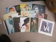 """1980's """"madonna"""" 45's W/picture Sleeves Bargain"""