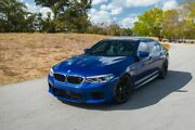 Bmw M5 Style Complete Bumper Kit G30 G31 F90 With Pdc/aac