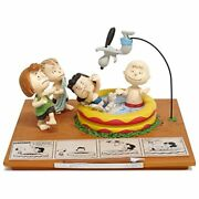 Peanuts Gallery Heandrsquos Your Dog Charlie Brown 2018 Collectible Figurine Home