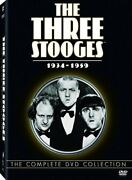 The Three Stooges Dvd Complete Collection 1934 - 1959 8 Volume For Men Women New