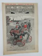 Antique Automobile Magazine, 24 Show Pictures 1900 The Mail And Express Hot Rod