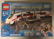 Lego City Train Rc Set 7897 Passenger Train Discontinued From 2006