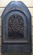 Old Vtg Antique 1861 Tuttle And Bailey 3 Piece Heat Vent Register Grate Victorian