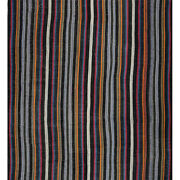 1990s Kilim Tribal Flatweave Rug - 10and0392andprime Andtimes 12andprime2