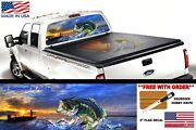 Bass Seabass Fishing Rear Window Graphic Decal Sticker Perforated Suv See Video