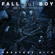 Fall Out Boy Fall Out Boy-believers Never Die Gr Dlx Cd Free Shipping, Save £s