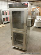 Hatco Fshc-17w1d 26 2 Half Door Holding Cabinet With Casters - Year 2018