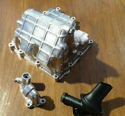 Bmw S1000rr 09-18 Wsbk Factory Racing Side Oil Pan And Pressure Valve Housing