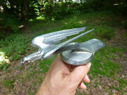 1932 Olds Oldsmobile Hood Ornament Mascot Very Rare In This Condition