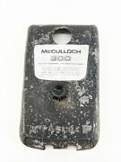 Mcculloch Model 300 Chainsaw Air Filter Cover Oem 50342