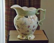 Tracy Porter Evelyn Floral Pitcher 3 1/2 Quarts