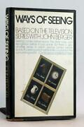 John Berger First Edition 1973 Ways Of Seeing Hardcover W/dustjacket