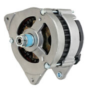 New 12v 45a Alternator Fits Ford Tractor 2600 2610 2810 2910 3600 Ia-0505 24246a