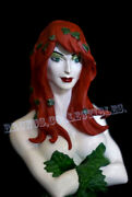 Poison Ivy Bust Statue Women Of The Dc Universe Adam Hughes Series 1