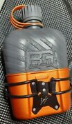 Gerber Bear Grylls Survival Canteen W Cooking Cup/sheath.military Style Original