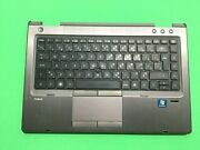 Palmrest W/touchpad And E/keyboard 6070b0479801 For Hp Probook 6465b Laptop-tested
