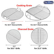 Cooking Grates, Charcoal Grate For Weber 18.5 22.5 One-touch Mater-touch Grill